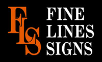F L S; Fine Lines Signs