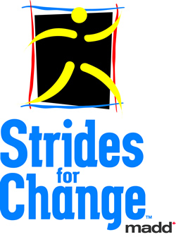 Strides for Change