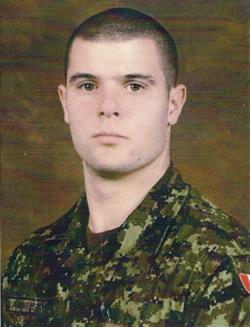 Caporal Tom Désaulniers