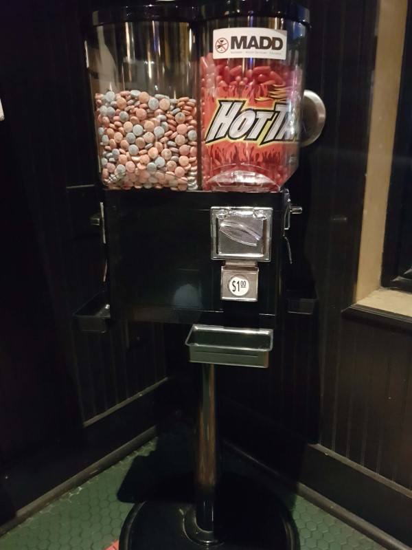 Vending Machines - MADD