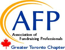 Association of Fundraising Professionals; Greater Toronto Chapter