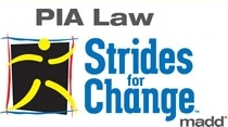 Strides for Change, sponsored by PIA Law