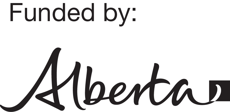 Funded by Alberta