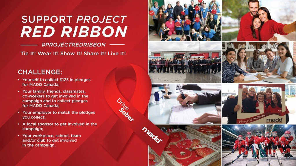 Support Project Red Ribbon