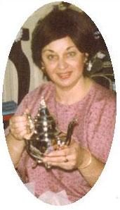 Mary Ann Bristow