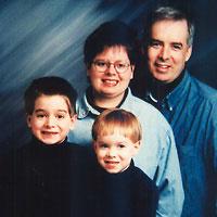 Jackie, Andrew, Duncan And Jordan McLeod